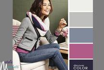 Combinaciones colores