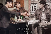 dramas or series with police or detective or law genre
