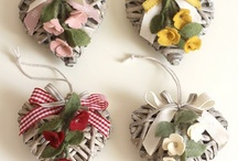 Hearts decoration
