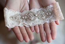 Wedding {garter}