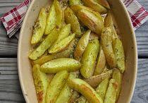 les Pates et Pommes de terre