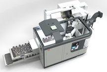 Tara Robotik Otomasyon CNC Besleme Uygulamaları / Tara robotik otomasyon ve abb robotik in geliştirmiş olduğu standart cnc besleme hücreleri ile robotik cnc besleme uygulaması yapmak hem çok kolay hem çok karlı.