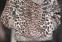 Maglia maculata R pelliccia  e lana