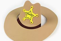 Cowboy Themed Activities and Crafts / Yee Haw! Cowboy themed activities and crafts