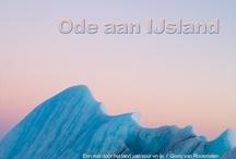 Ode aan IJsland / Ode aan IJsland, een boek door Gerry van Roosmalen, inmiddels verkrijgbaar in de boekhandel en via www.odeaanijsland.nl