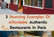 Authentic Restaurants Around The World / If you are looking for authentic restaurants around the world. This board is for you. This board features restaurants which are are off the beaten path, that serve local and authentic dishes. Bon Apetit!