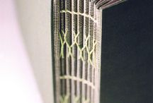 Stitched spine books