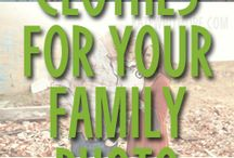 What To Wear - Family