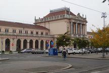 Zagreb - die Hauptstadt von Kroatien