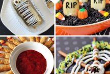 Halloween dezerty