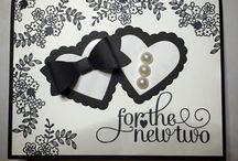 Ideer til bryllupskort