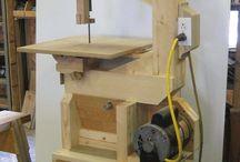 sierra sin-fin en madera