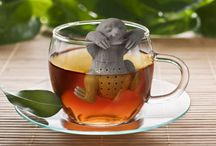 Infused Tea for Me! / I love all medicinal, organic, herbal teas.....especially with these infusers.