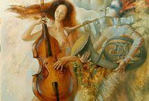 MUSIC in fine art