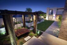 Outdoor and garden spaces