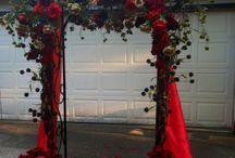 RED COLORED WEDDING