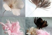 Feather Flowers