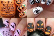 Manicure Na Hallowen<3