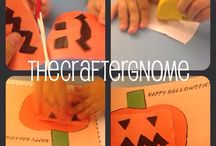 The Crafter Gnome's Halloween