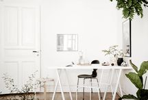 ThatLaidBackChic | Work Space / For all the peeps who work from home!