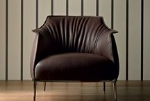 Haworth Collection / The Haworth Collection is a beautiful assortment of designer products created by Cappellini, Cassini, and Poltrona Frau.