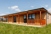 Eco-classrooms at Waterwells Primary Academy in Gloucester