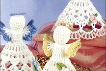 Crochet - Christmas & Angels