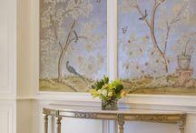 Wallpaper villa