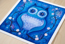 Prints / Prints here and there by Jeremiah Ketner and Friends.