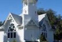 Little White Churches / by Lou Ann Laughlin