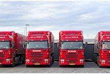 Scania - LKW - Trucks - Lastbil - Vogntog