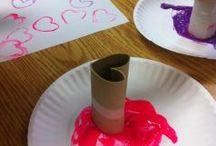 EYFS valentine ideas