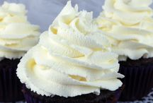 Whiped cream frosting