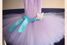 Tutu tastic! / Gorgeous handmade tutus and tutu dresses, made by Something a little bit Different.