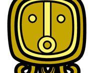 Maya simbol