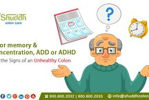 #ADD or #ADHD #are #the #Signs #of #an #Unhealthy #Colon