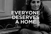 EVERYONE Deserves a Home / by Gayle Topping