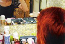 Make up maestros behind the scenes