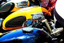 Motorcycles / by John Sonnenberg