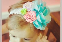 Hairbows / by Felicia Chicco