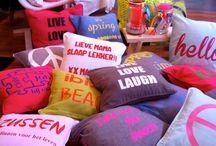 Home Sweet Home / Vrolijk je huis op met leuke do it yourself items!