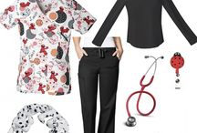 #taffordstyle / Who says scrubs can't be stylish?  Not us!  Show us your #taffordstyle on Facebook or Instagram and you might be voted Most Stylish Nurse.  Plus we might repost!!  / by Tafford Uniforms