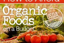 Produtos orgânicos!