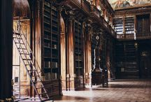 Libraries, sanctuaries