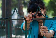 Entrevistas / Las imágenes que acompañan a las entrevistas que hacemos en Bizarro.fm
