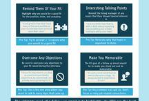 Résumés and job tips
