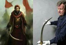 Famous Swords