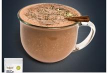 Drinks-Warm-Coffee/Teas/Lattes/Elixers / by Jennifer Cook