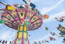 California State Fair 2014 / Caifornia State Fair, held in Sacramento each summer: fairground, fair food, animals, concerts, exhibits: all the fun of the fair.