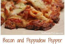 NTTC: Healthy Pizza Recipes / by Kelly {No Thanks to Cake}